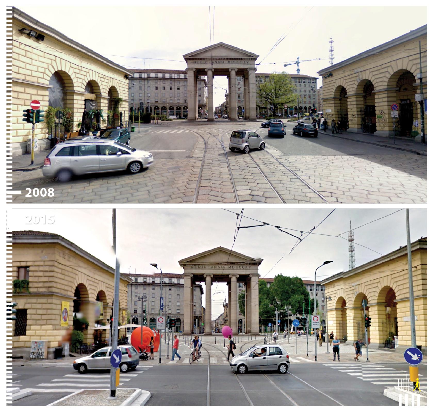 0967  IT Milan, Piazza XXIV Maggio