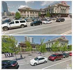 Union Station, Wynkoop St.