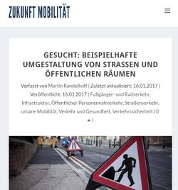 20170116 Zukunft Mobilitaet