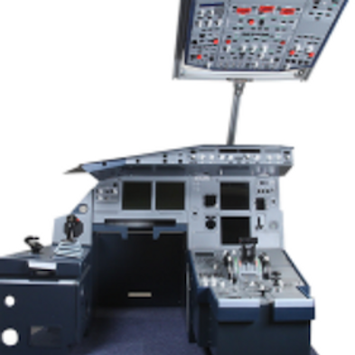 AIRBUS A320 SINGLE SEAT TRAINER