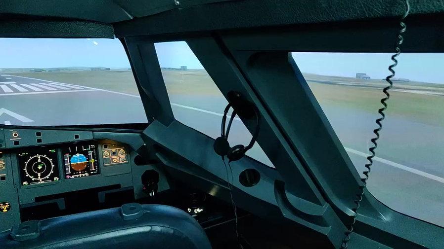 B737 Simulator | A320 Simulator India | Flight Sim Center | India