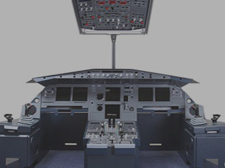 AIRBUS A320 DUAL SEAT TRAINER
