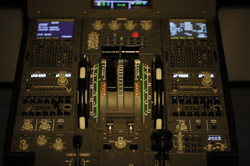 Airbus A320 Throttle