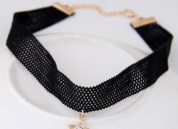Zinc Alloy Fashion Choker Necklace With different Options