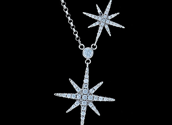 Star Necklace Christmas Collection With Gift Box