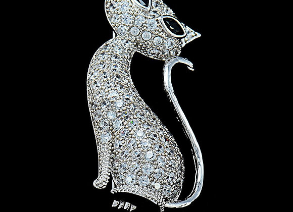 Brooches Cute Cat