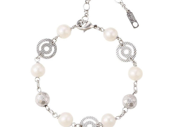 Pearl Fashion Bracelets With Gift Box
