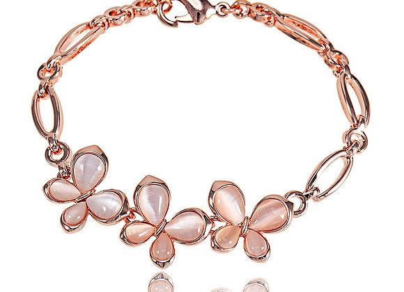 ZC Alloy Bracelet Opal With Gift Box