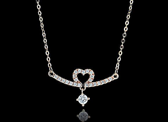 Elegant Delicate Necklace With Gift Box