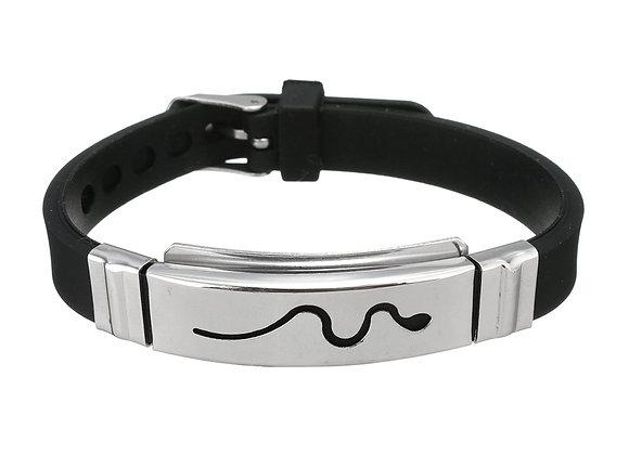 Men Stainless Still Clasp Bracelets