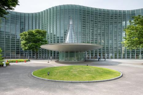 NATIONAL ART CENTER TOKYO-ARCH KISHO KUROKAWA