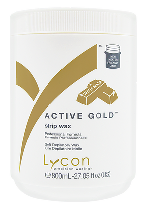 ACTIVE GOLD STRIP WAX-Wholesale