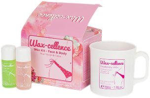 WAX-CELLENCE HOME WAXING KIT-Wholesale