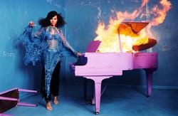 Fire Piano