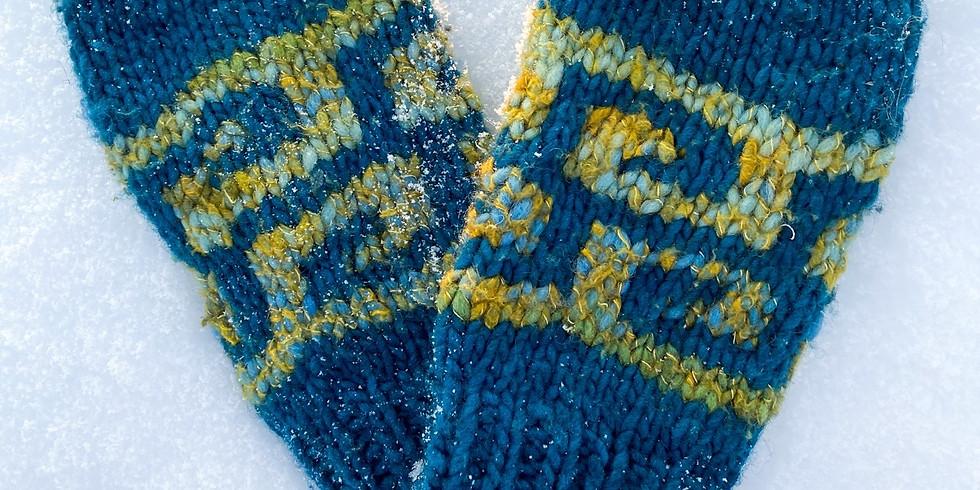 Knit the Kit: Mosaic Mittens