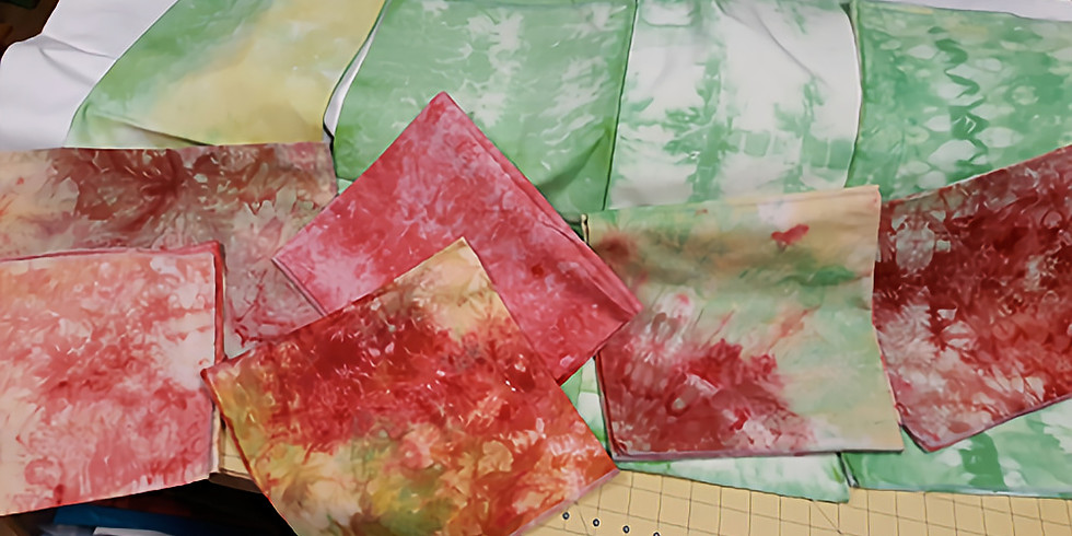 Dyeing Fabrics at Home