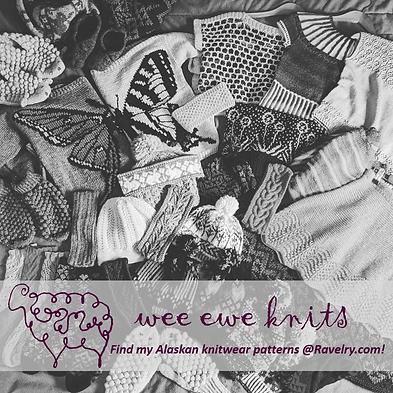 wee ewe knits main logo pic - Alexandria