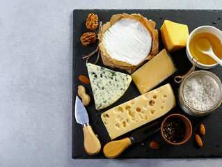 Cheese lovers masterclass - all about cheese variety!