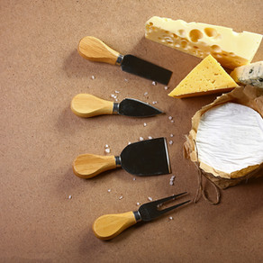 Bamboo Cheese Board Cutting Utensils Explained