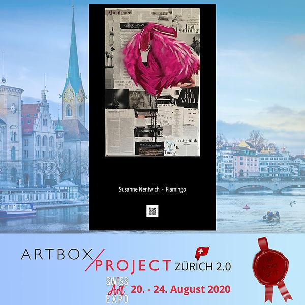 Teilnahme Artbox Project