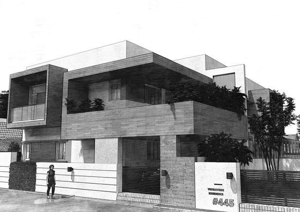 Residence at Tiptur