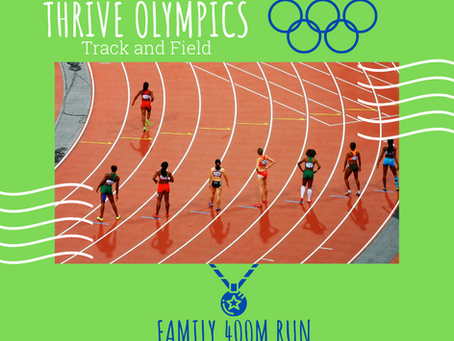 Thrive Olympics!