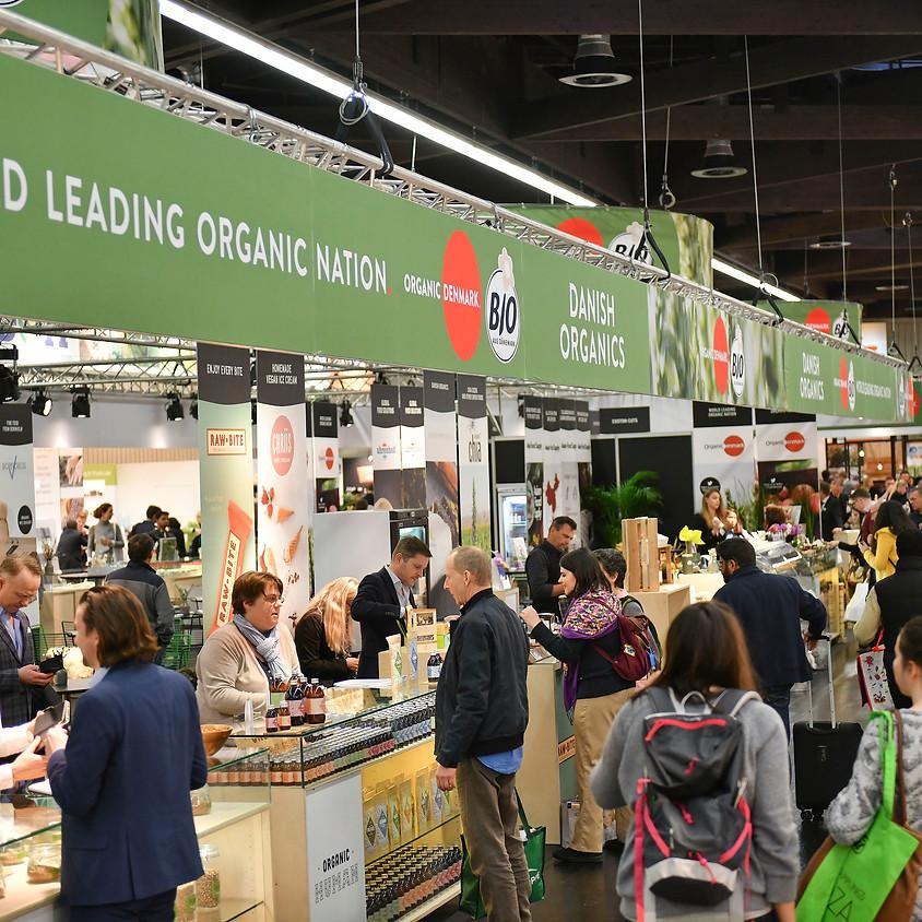 Stury trip to BIOFACH  - World´s Leading Trade Fair for Organic Food