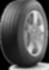 Michelin Latitude Tour, SUV tyres
