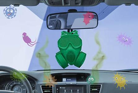 CAR AIR CON ÀNTIBACTERIA FOGGING