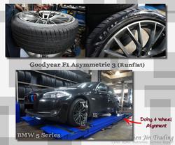 F1A3RFT BMW5 Black