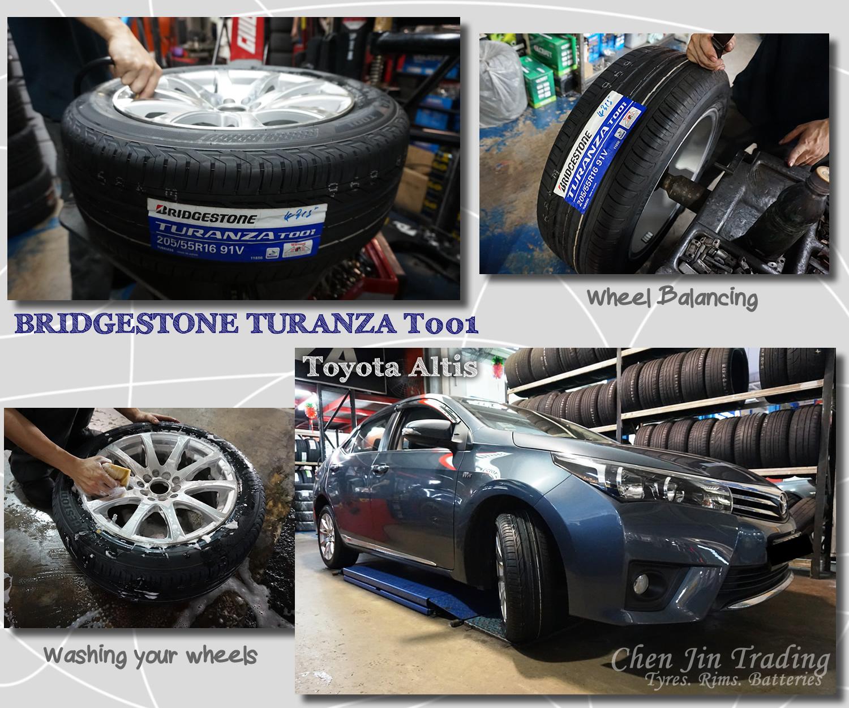 T001 Altis Blue