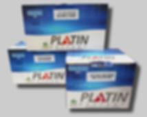 Platin Car Battery, AGM, Maintenance Free, Start Stop