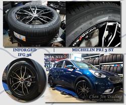 IFG32 NIRO Blue