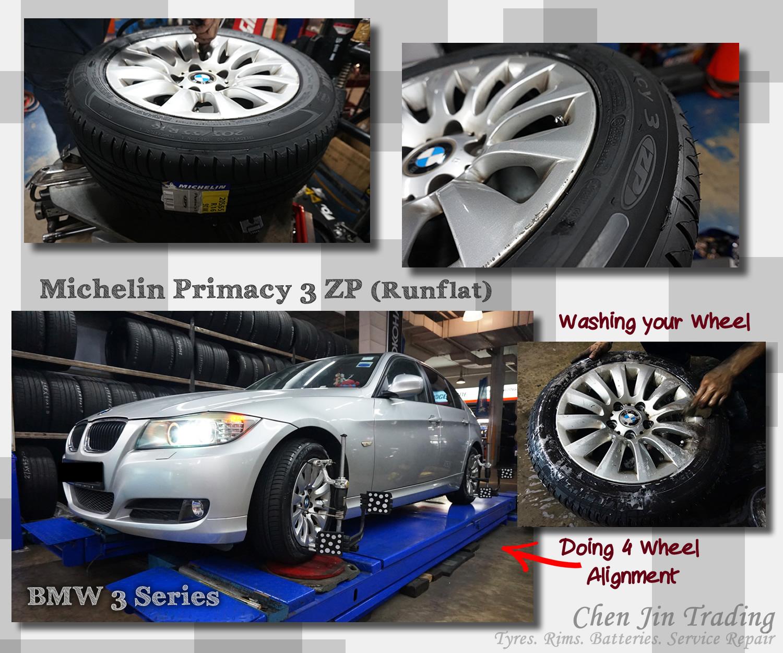 PR3ZP BMW Silver