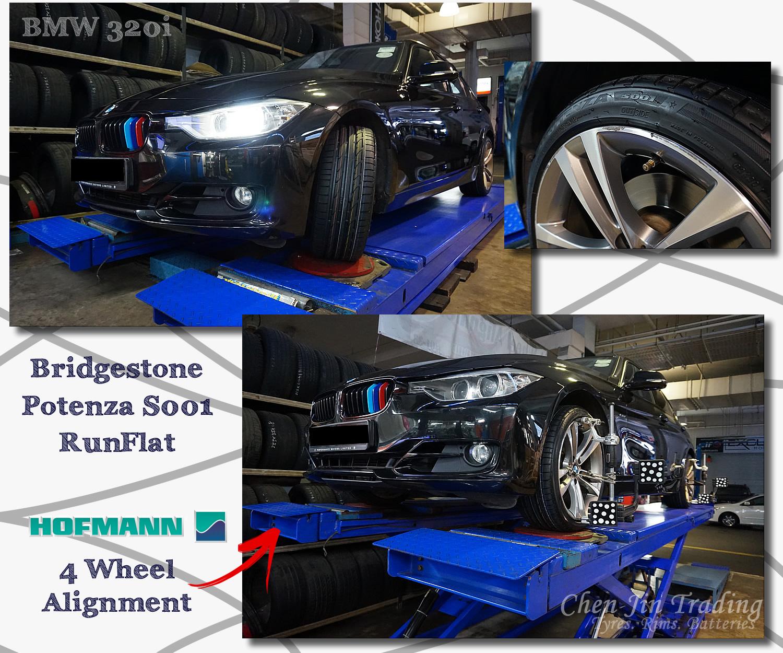 S001 RFT BMW Black