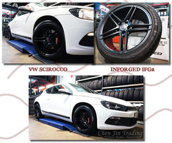 SCIROCCO White IFG2