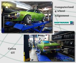 Align GT Green