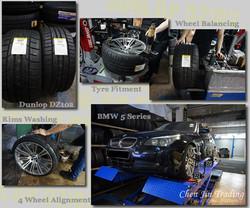 BMW Black Dunlop