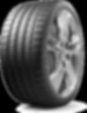 Michelin Pilot Super Sport, PSS, performance tyres