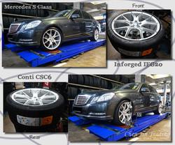 IFG20 SClass Grey