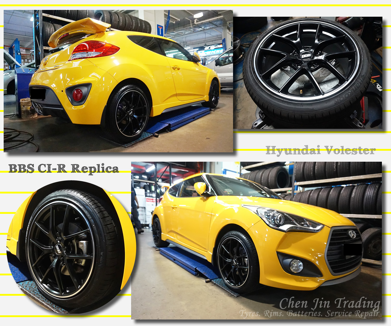 CIR Volester Yellow