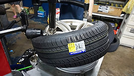 Tyre replacment, RunFlat tyres, Bridgestone, Michelin, Goodyear, Pirelli, Dunlop, Kumho, Yokohama