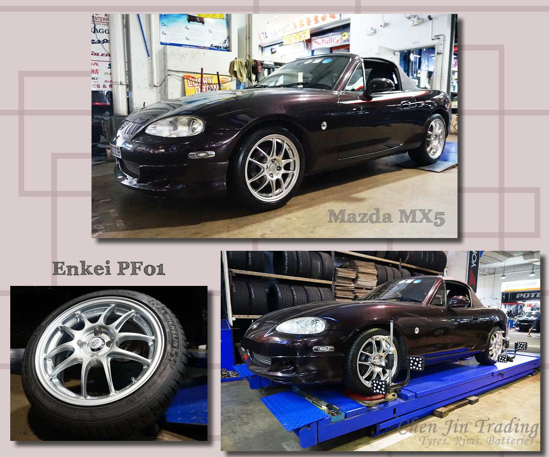 MX5 Black PF01