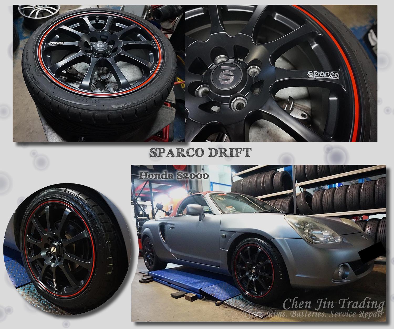 Drift S2000 Grey