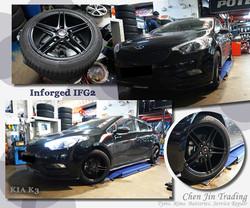 IFG2 K3 Black