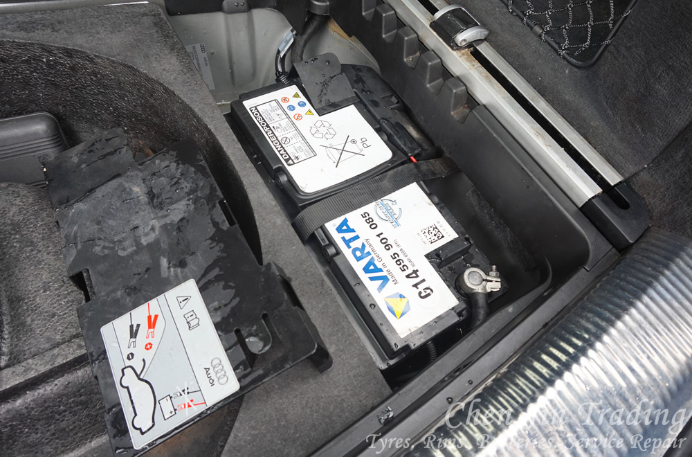 24Hr On Site Battery Replacement
