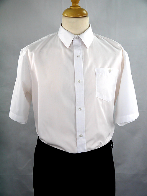 RM White Shirt (Twin Pack)