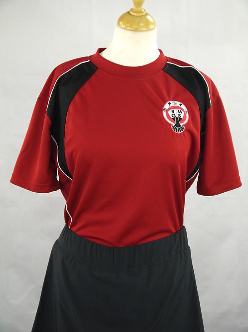 RM Scarlet PE T-Shirt (NEW)