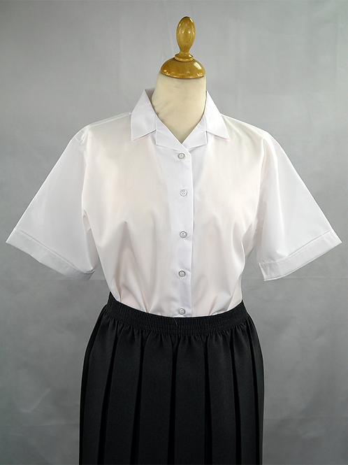 RM White Revere Blouse (Twin Pack)