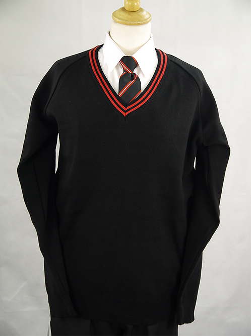 RM Black Jumper (Y10-11)